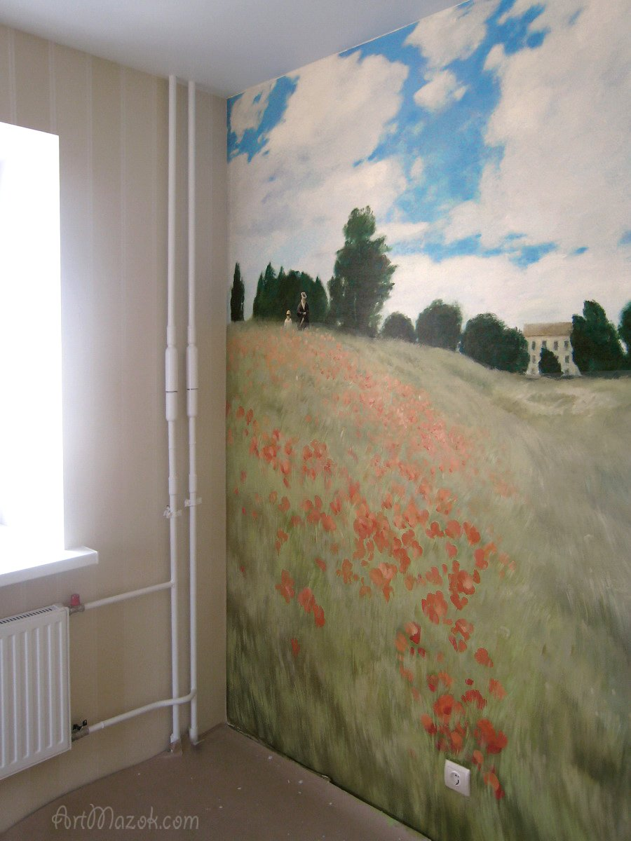 Дизайн комнаты рисунки