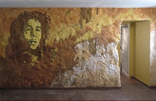 Роспись стен в интерьере • 3d рисунки