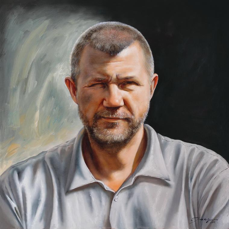 Портрет маслом портрет маслом