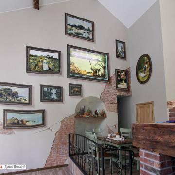 Картины на стене • АКВАРИУМ-КАРТИНА