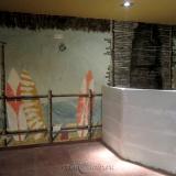 Рисунки н стенах • Идеи для интерьера