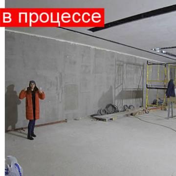 Роспись бассейна в Москве