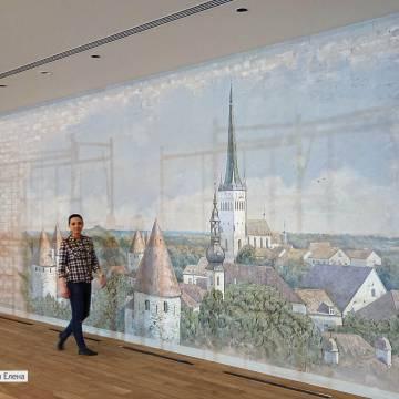 Роспись стен бассейна с барельефом - роспись в Москве
