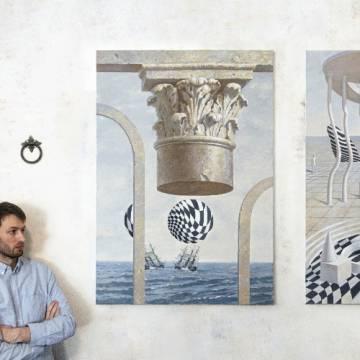 Картины в стиле сюрреализм Москва