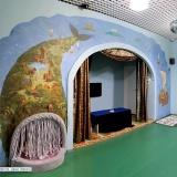 Рисунки на стенах в детских комнатах - что нарисовать